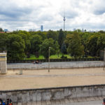 Die Gedenkstätte Berliner Mauer an der Bernauer Straße 119
