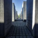 Denkmal für die ermordeten Juden Europas (Holocaust-Mahnmal) in Berlin