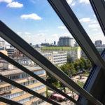 Ausblick auf Berlin vom Kaufhaus des Westens (KaDeWe)