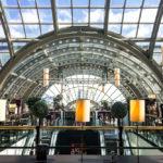 Innenansicht des Kaufhaus des Westens (KaDeWe) in Berlin