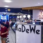 Feinkostabteilung im Kaufhaus des Westens (KaDeWe) in Berlin