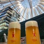 Bierpause im Lindenbräu am Potsdamer Platz in Berlin