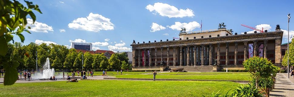 Altes Museum auf der Berliner Museumsinsel
