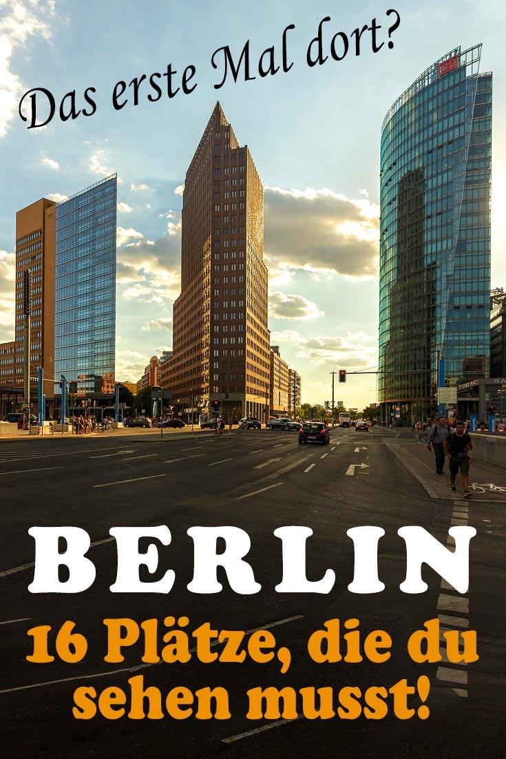 Berlin: Reisebericht mit den 16 wichtigsten Sehenswürdigkeiten, den besten Fotospots sowie allgemeinen Tipps und Restaurantempfehlungen.