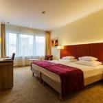 Doppelzimmer im Austria Trend Hotel Schillerpark in Linz