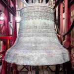 Großes Glockengeläut im Mariendom in Linz