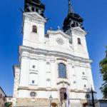 Die Basilika auf dem Pöstlingberg in Linz