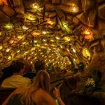 Fahrt mit der Grottenbahn auf dem Pöstlingberg in Linz