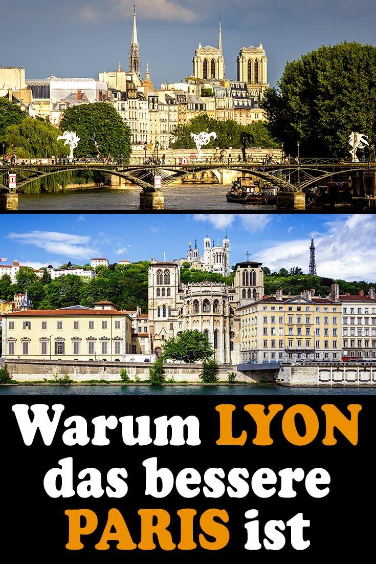 Lyon und Paris: Vergleich zwischen den Städten mit Erfahrungen zu Sehenswürdigkeiten, den besten Fotospots sowie allgemeinen Tipps.