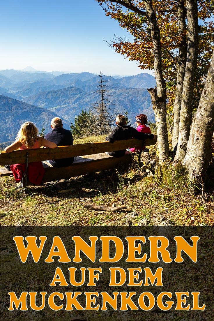 Wanderung auf dem Muckenkogel (Lilienfeld): Erfahrungsbericht mit der Traisnerhütte, Klosteralm, Lilienfelder Hütte und dem Wasserfallsteig.