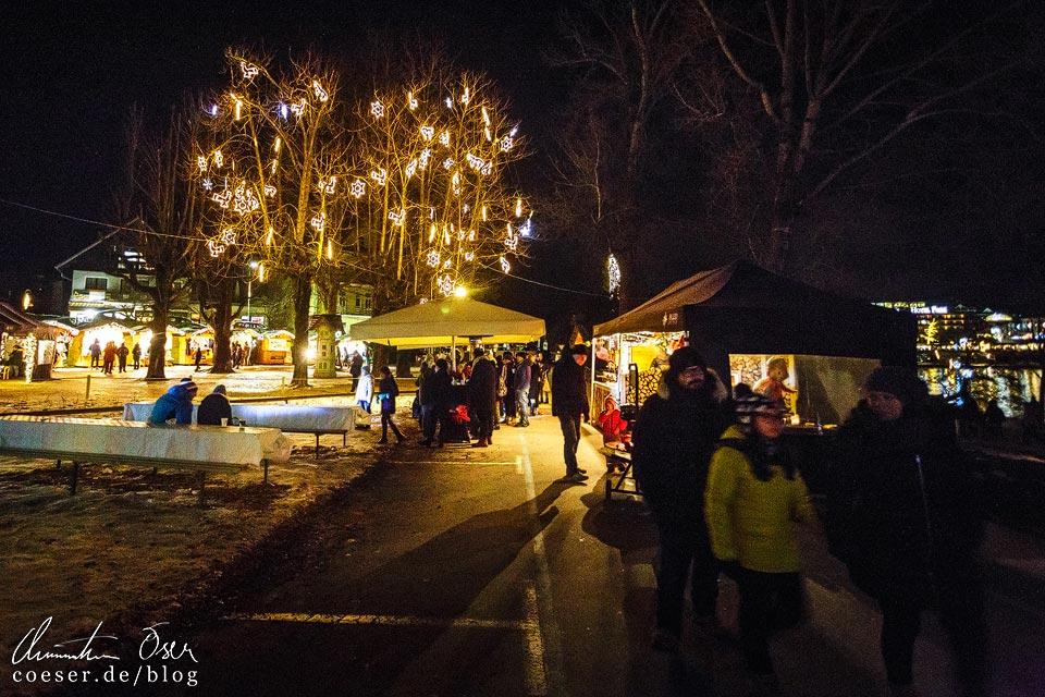 Weihnachtsmarkt in Bled