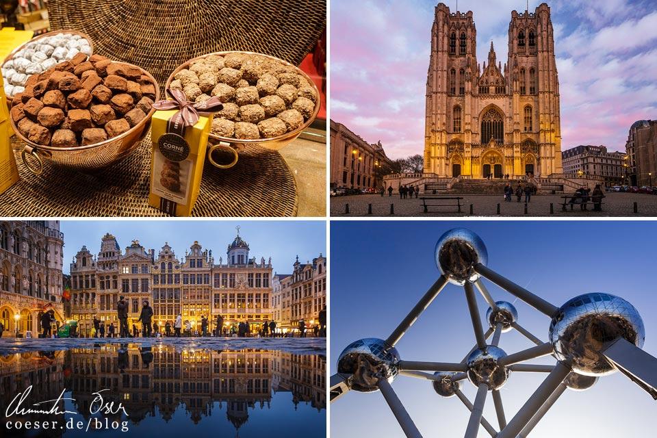Reisetipps, Reiseinspiration und Fotospots aus Brüssel, Belgien