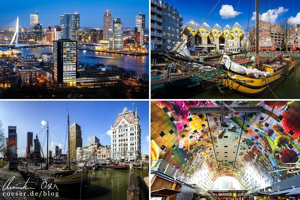 Reisetipps, Reiseinspiration und Fotospots aus Rotterdam, Niederlande