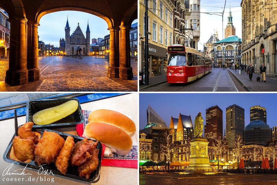 Reisetipps, Reiseinspiration und Fotospots aus Den Haag, Niederlande