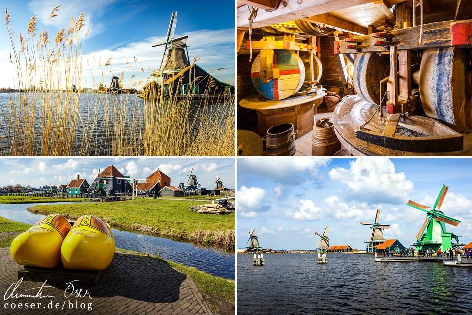 Reisetipps, Reiseinspiration und Fotospots aus Zaanse Schans, Niederlande