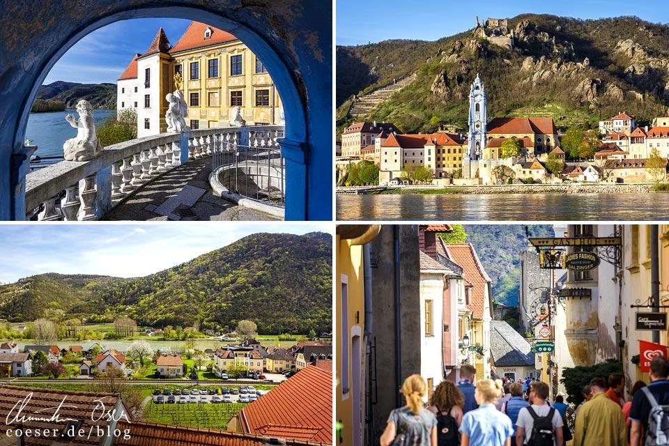 Reisetipps, Reiseinspiration und Fotospots aus der Wachau, Österreich
