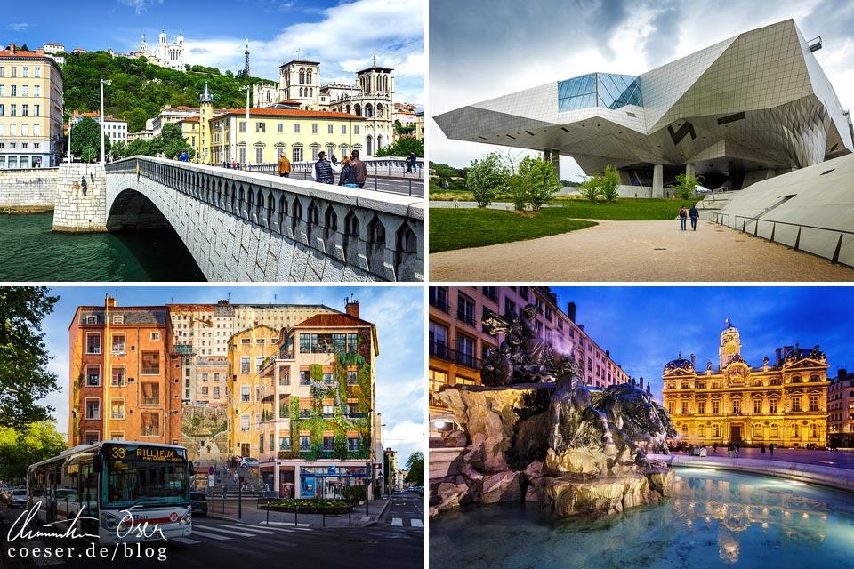 Reisetipps, Reiseinspiration und Fotospots aus Lyon, Frankreich