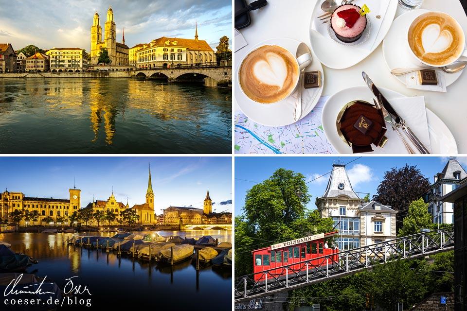Reisetipps, Reiseinspiration und Fotospots aus Zürich, Schweiz