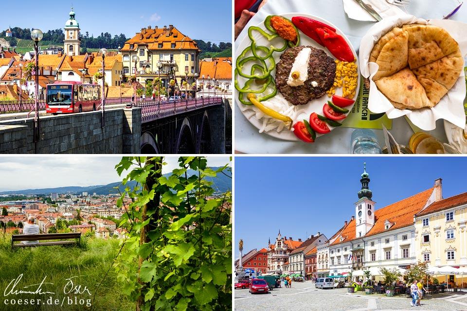 Reisetipps, Reiseinspiration und Fotospots aus Maribor, Slowenien