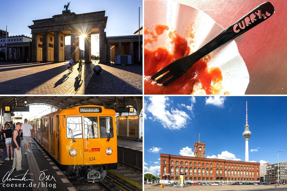 Reisetipps, Reiseinspiration und Fotospots aus Berlin, Deutschland