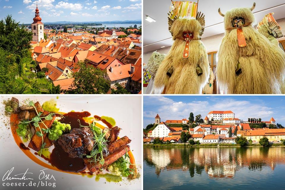 Reisetipps, Reiseinspiration und Fotospots aus Ptuj, Slowenien