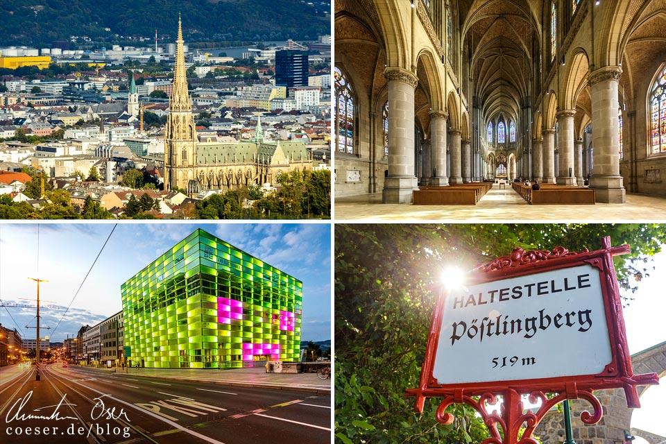 Reisetipps, Reiseinspiration und Fotospots aus Linz, Österreich