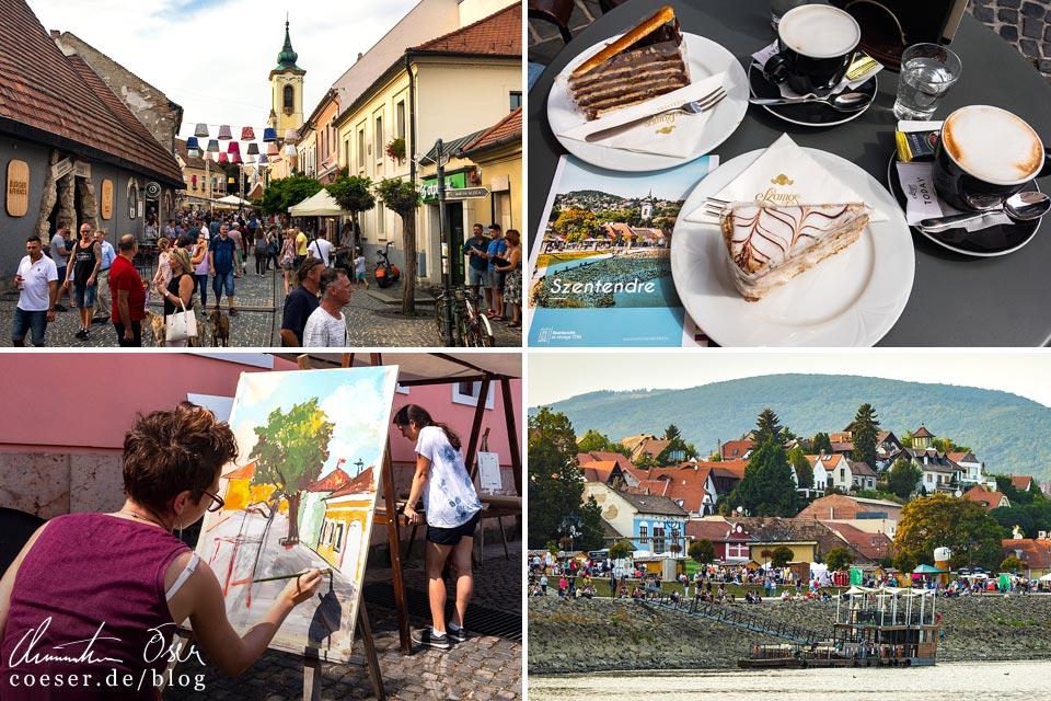 Reisetipps, Reiseinspiration und Fotospots aus Szentendre, Ungarn
