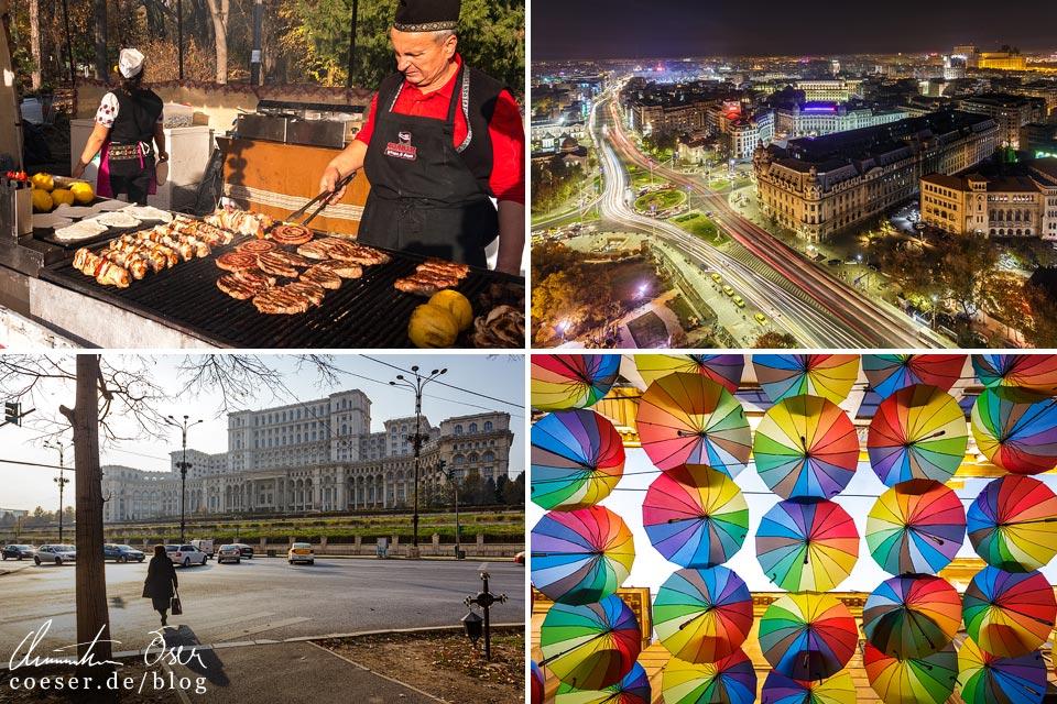 Reisetipps, Reiseinspiration und Fotospots aus Bukarest, Rumänien