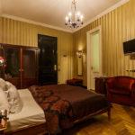 Doppelzimmer im Hotel Gerlóczy Rooms de Lux in Budapest