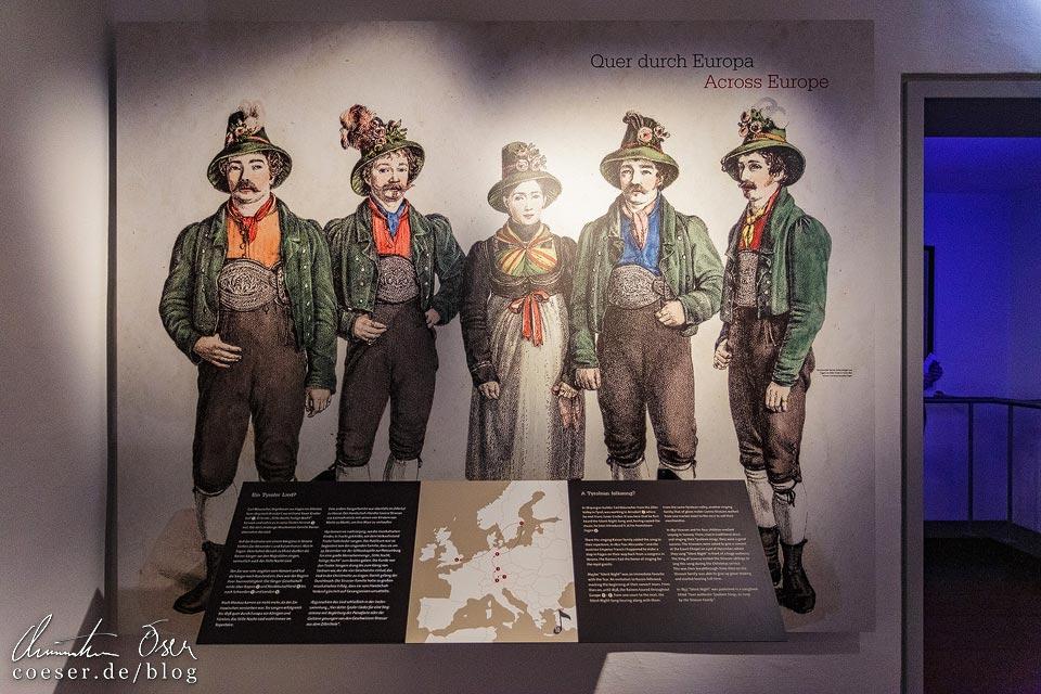 Stille-Nacht-Museum in Oberndorf bei Salzburg