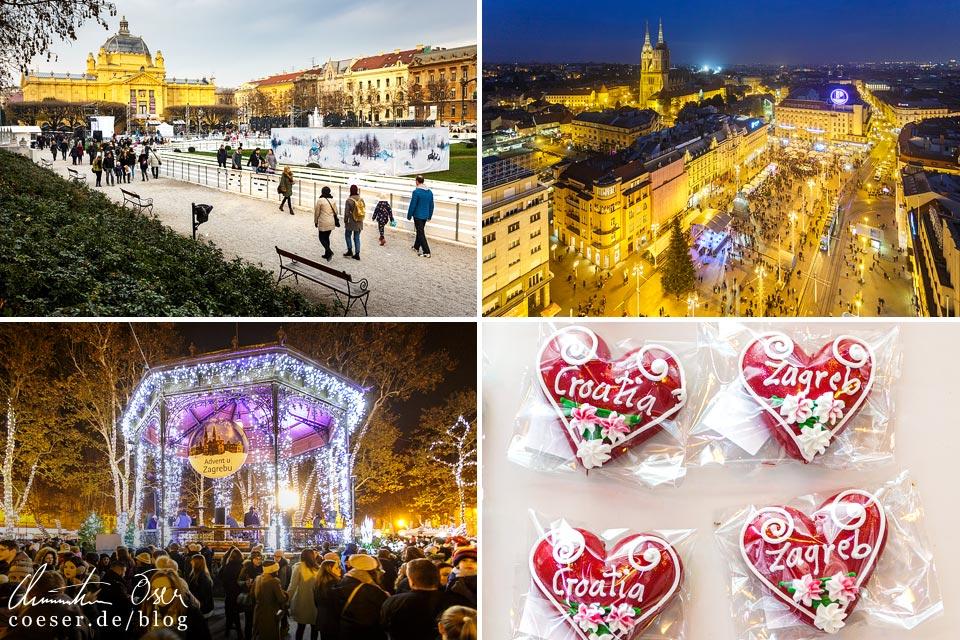 Reisetipps, Reiseinspiration und Fotospots aus Zagreb, Kroatien