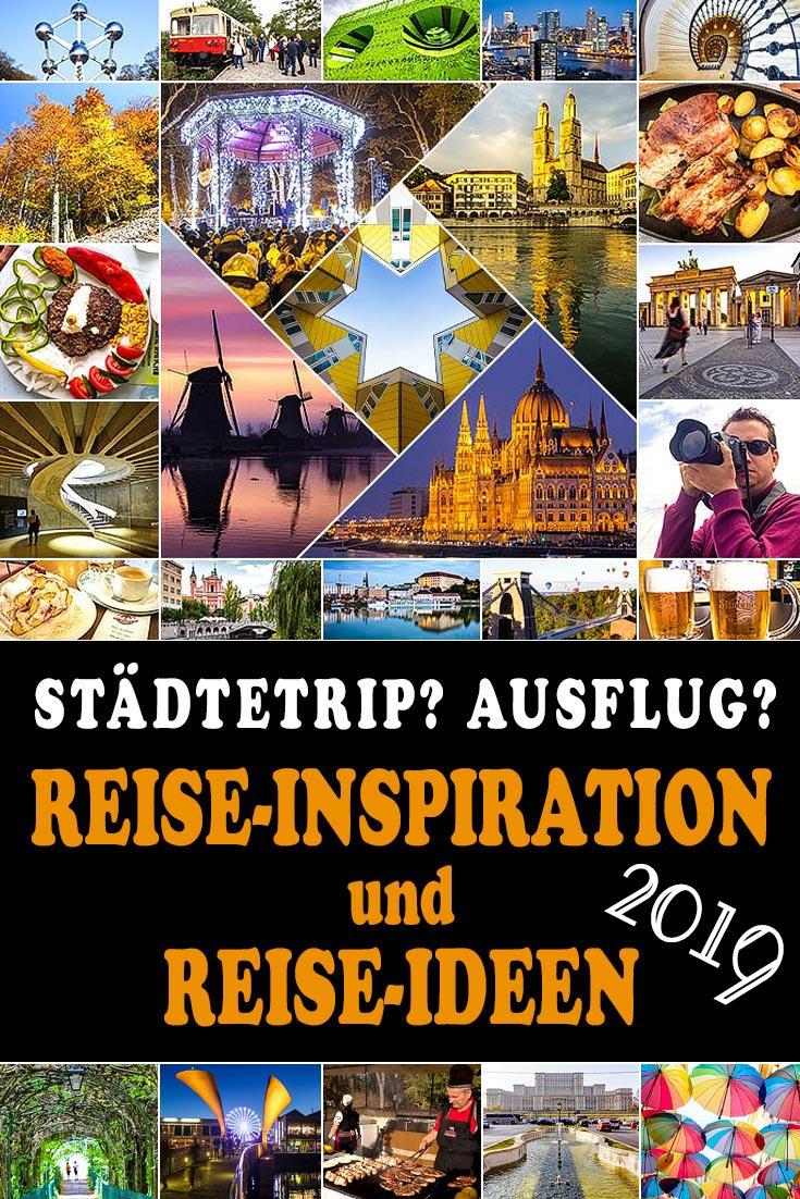 Europa: 26 Reiseideen, Reiseempfehlungen, Reiseinspirationen und Reiseziele mit den besten Fotospots sowie allgemeinen Tipps.