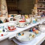 Kunsthandwerk auf dem Adventmarkt im Zrinjevac-Park