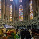 Schrein des 1998 seliggesprochenen Zagreber Erzbischofs und Kardinals Alojzije Stepinac in der Kathedrale von Zagreb