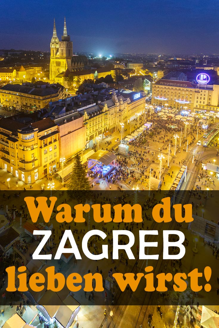 Zagreb: Reisebericht mit Erfahrungen zu Sehenswürdigkeiten, den besten Fotospots sowie allgemeinen Tipps und Restaurantempfehlungen.