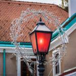 Die roten Laternen auf der Fortgehmeile Tkalčićeva (Tkalča) erinnern an das frühere Rotlichtviertel von Zagreb