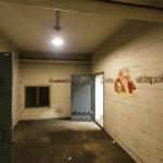 Bunker am Flughafen Tempelhof in Berlin