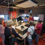 Aufnahmestudio im Haus des Rundfunks in Berlin