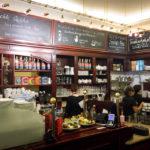 Innenansicht der Berliner Kaffeerösterei