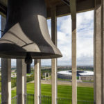 Die Glocke im Berliner Glockenturm