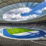 Innenansicht des Berliner Olympiastadions