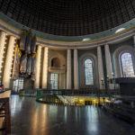 Innenansicht der St.-Hedwigs-Kathedrale in Berlin