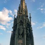 Nationaldenkmal für die Befreiungskriege im Viktoriapark in Berlin