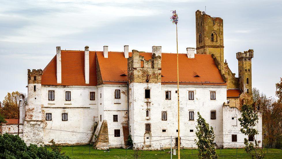 Schloss Břeclav (Lundenburg)