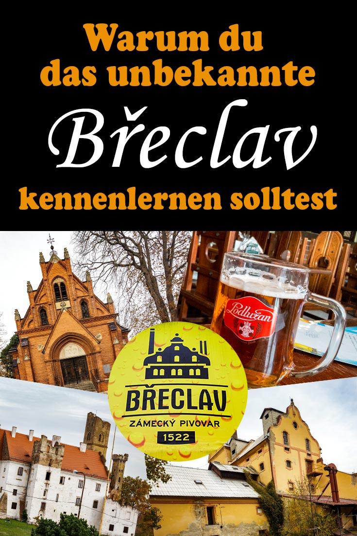 Břeclav in Tschechien: Reisebericht mit Erfahrungen zu Sehenswürdigkeiten, den besten Fotospots sowie allgemeinen Tipps.