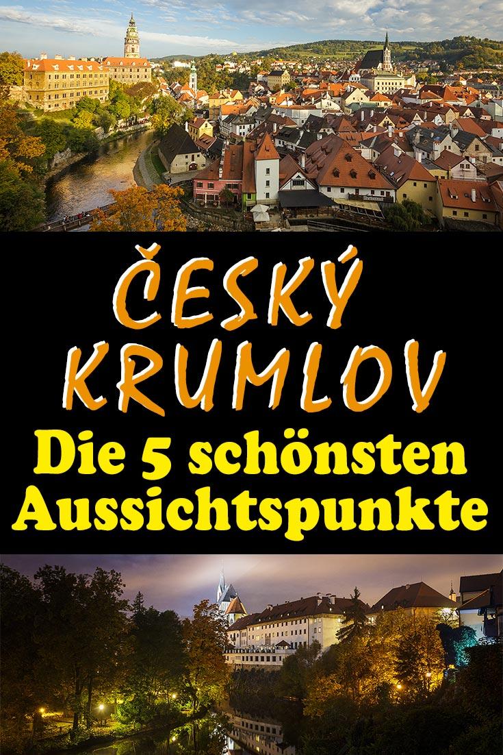 Český Krumlov: Die fünf schönsten Fotospots in der tschechischen Stadt mit Erfahrungen zu Sehenswürdigkeiten und allgemeinen Tipps.