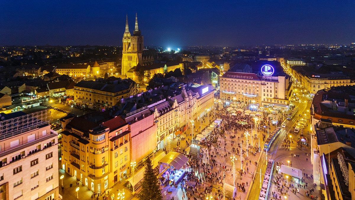 Zagreb Hauptstadt Der Roten Herzen Reiseblog Von Christian Oser