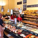 Innenansicht der Bäckerei BACKbAR in Zürich