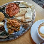 Orientalische Mezze im Café Kleine Freiheit in Zürich