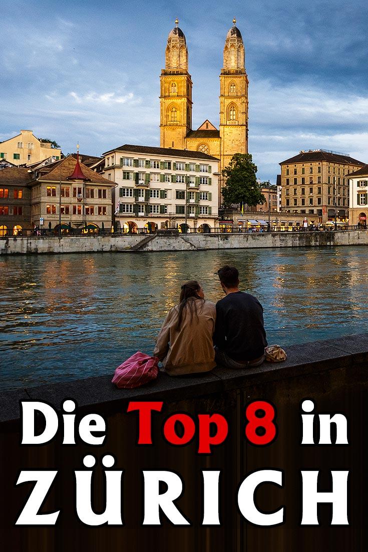 Zürich: Reisebericht mit allen Sehenswürdigkeiten, den besten Fotospots sowie allgemeinen Tipps und Restaurantempfehlungen.